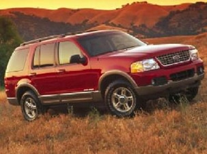 Used 2002 Ford Explorer Eddie Bauer Sport Utility 4d Prices