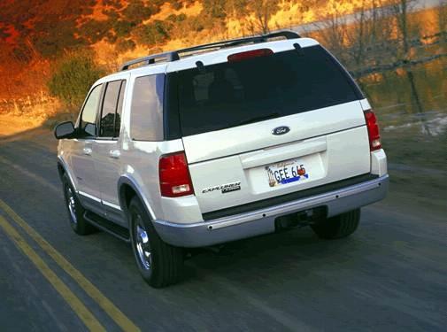 2002 Ford Ranger Transmission Problems