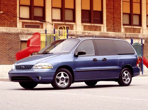 2002 Ford Windstar Passenger Consumer Reviews Kelley Blue Book