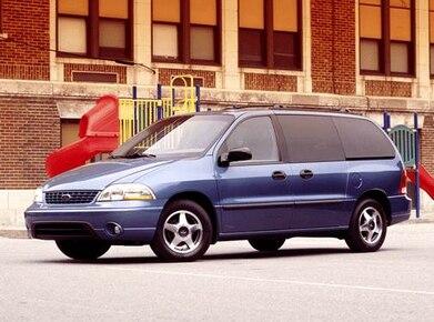 2002 Ford Windstar Passenger Pricing Ratings Expert