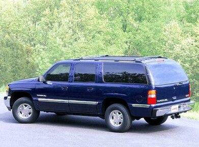 2002 GMC Yukon XL 2500 Pricing, Reviews & Ratings   Kelley ...