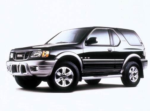 2002 Isuzu Rodeo Sport | Pricing, Ratings, Expert Review | Kelley