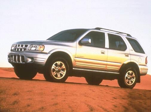 2002 Isuzu Rodeo