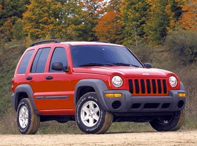 Jeep Liberty Mpg >> 2002 Jeep Liberty Pricing Ratings Expert Review Kelley