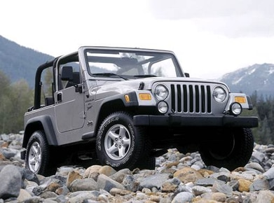 2002 Jeep Wrangler | Pricing, Ratings, Expert Review