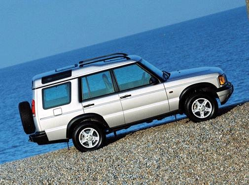 2002 Land Rover Discovery Series II