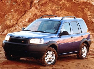 2002 Land Rover Freelander | Pricing, Ratings, Expert Review
