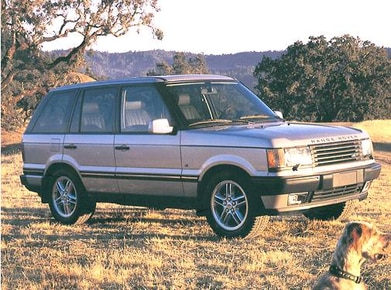 2002 Land Rover Range Rover   Pricing, Ratings, Expert