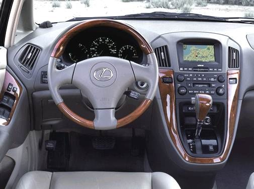 2002 Lexus RX | Pricing, Ratings, Expert Review | Kelley