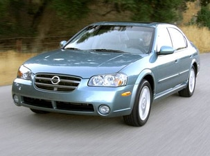 2002 Nissan Maxima Values Cars For Sale Kelley Blue Book