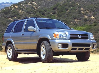 2002 Nissan Pathfinder | Pricing, Ratings, Expert Review