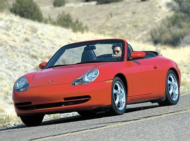 Used 2002 Porsche 911 Values Cars For Sale Kelley Blue Book