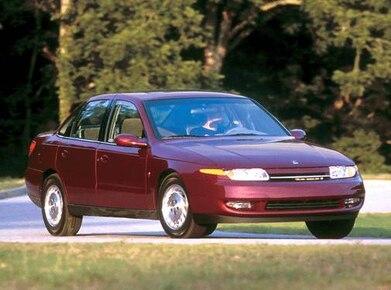 2002 Saturn L-Series   Pricing, Ratings, Expert Review