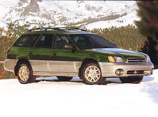 Used 2002 Subaru Outback Ll Bean Wagon 4d Prices Kelley Blue Book