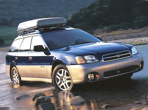 2002 Subaru Outback Values Cars For Sale Kelley Blue Book