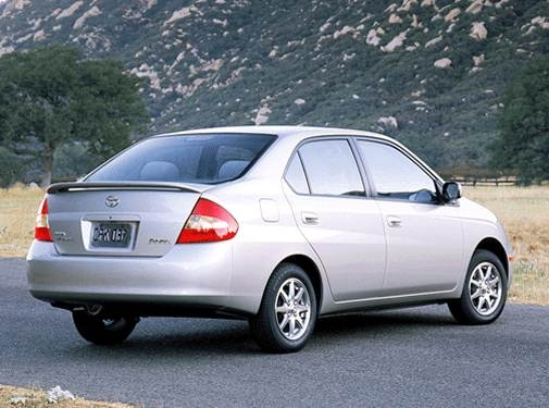 2002 Toyota Prius Values Cars For Sale Kelley Blue Book