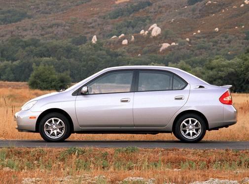 2002 Toyota Prius | Pricing, Ratings, Expert Review | Kelley