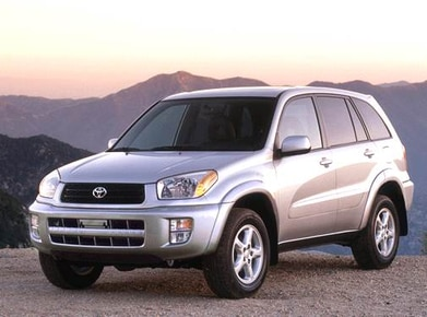 2002 Toyota RAV4 | Pricing, Ratings, Expert Review | Kelley