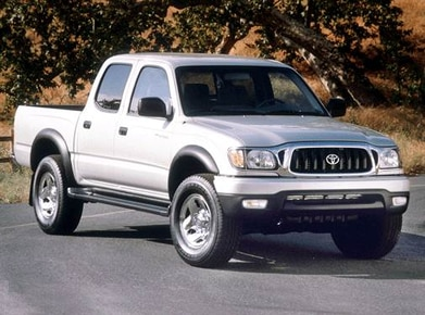2002 Toyota Tacoma Double Cab | Pricing, Ratings, Expert