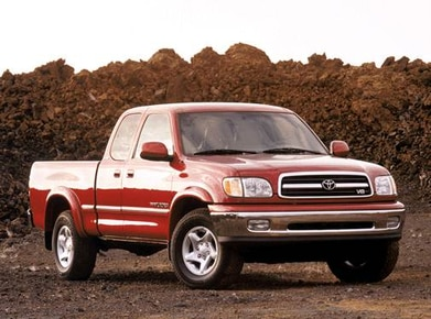 2002 Toyota Tundra Access Cab | Pricing, Ratings, Expert