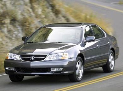 2003 Acura Tl Pricing Reviews Ratings Kelley Blue Book