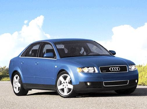 2003 Audi A4   Pricing, Ratings, Expert Review   Kelley Blue Book