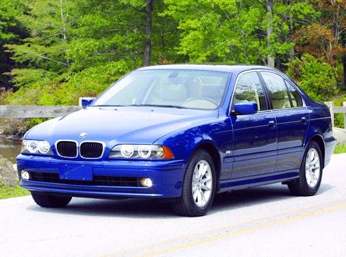 2003 Bmw 5 Series Values Cars For Sale Kelley Blue Book