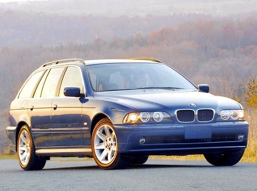 Used 2003 Bmw 5 Series 525it Wagon 4d Prices Kelley Blue Book