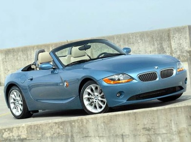 2003 Bmw Z4 Pricing Ratings Expert Review Kelley Blue Book