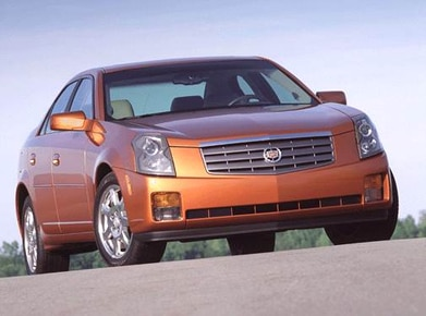 Used 2003 Cadillac Cts Values Cars For Sale Kelley Blue Book