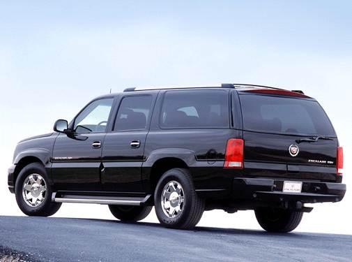 Escalade Esv Fuel Economy 2003 Best Image Of Economy