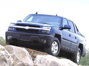 2003 Chevrolet Avalanche Values Cars For Sale Kelley Blue Book