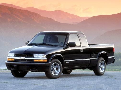 2003 Chevrolet S10 Extended Cab   Pricing, Ratings, Expert