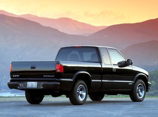 2003 Chevrolet S10 Extended Cab | Pricing, Ratings, Expert