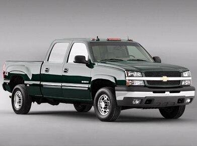 2003 Chevrolet Silverado 1500 HD Crew Cab | Pricing, Ratings