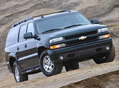 2003 Chevrolet Suburban 1500 Pricing Reviews Ratings