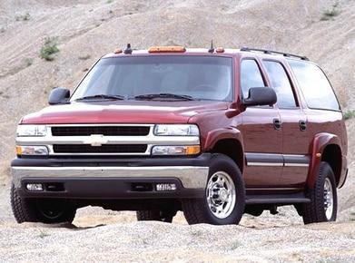 2003 Chevrolet Suburban 2500 Pricing Reviews Ratings