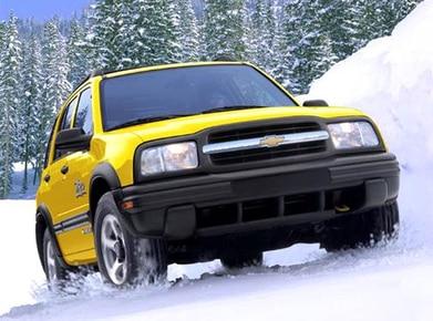 2003 Chevrolet Tracker Pricing Reviews Ratings Kelley
