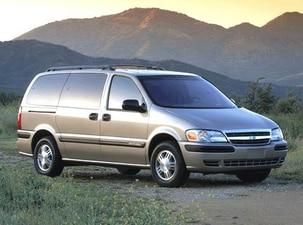 Used 2003 Chevrolet Venture Passenger Ls Extended Minivan 4d