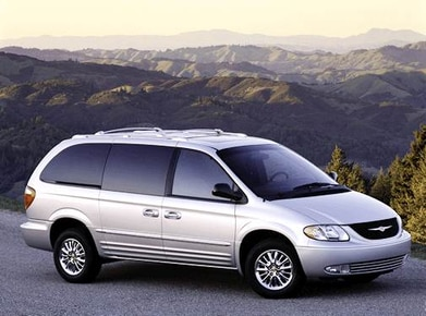 2003 Chrysler Town Country Prices Reviews Pictures Kelley