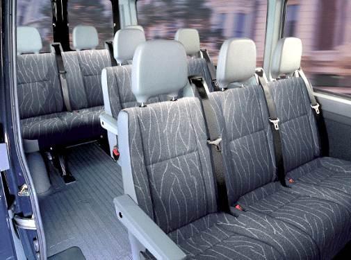 2003 Dodge Sprinter 2500 Passenger