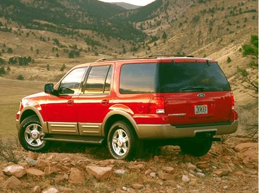 2003 Ford Expedition | Pricing, Ratings, Expert Review | Kelley Blue