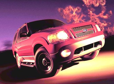 2003 Ford Explorer Sport Prices Reviews Pictures Kelley Blue Book