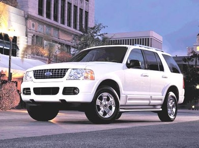 2003 Ford Explorer | Pricing, Ratings, Expert Review