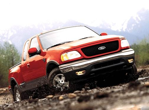 2003 Ford F150 Super Cab | Pricing, Ratings, Expert Review