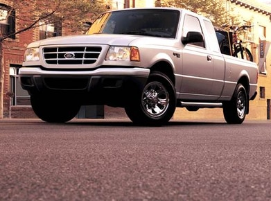 2003 Ford Ranger Super Cab Pricing Ratings Expert Review
