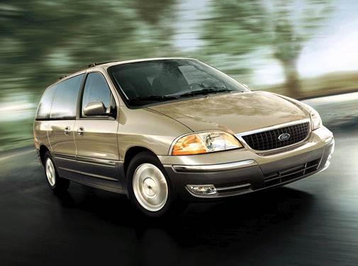 2003 Ford Windstar Passenger