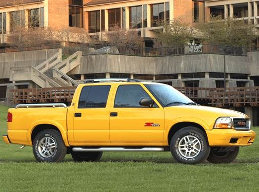 2003 GMC Sonoma Crew Cab