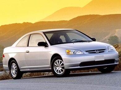 2001 Honda Civic Mpg >> 2003 Honda Civic Pricing Reviews Ratings Kelley Blue Book