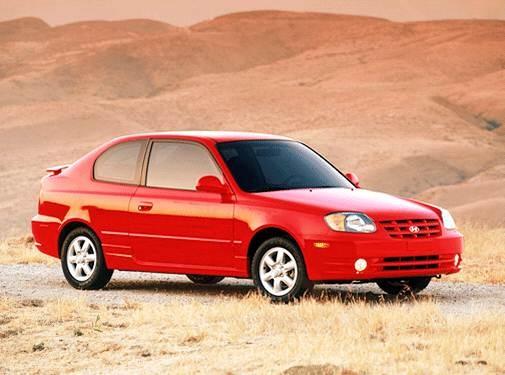 Hyundai Accent Mpg >> 2003 Hyundai Accent Pricing Reviews Ratings Kelley Blue